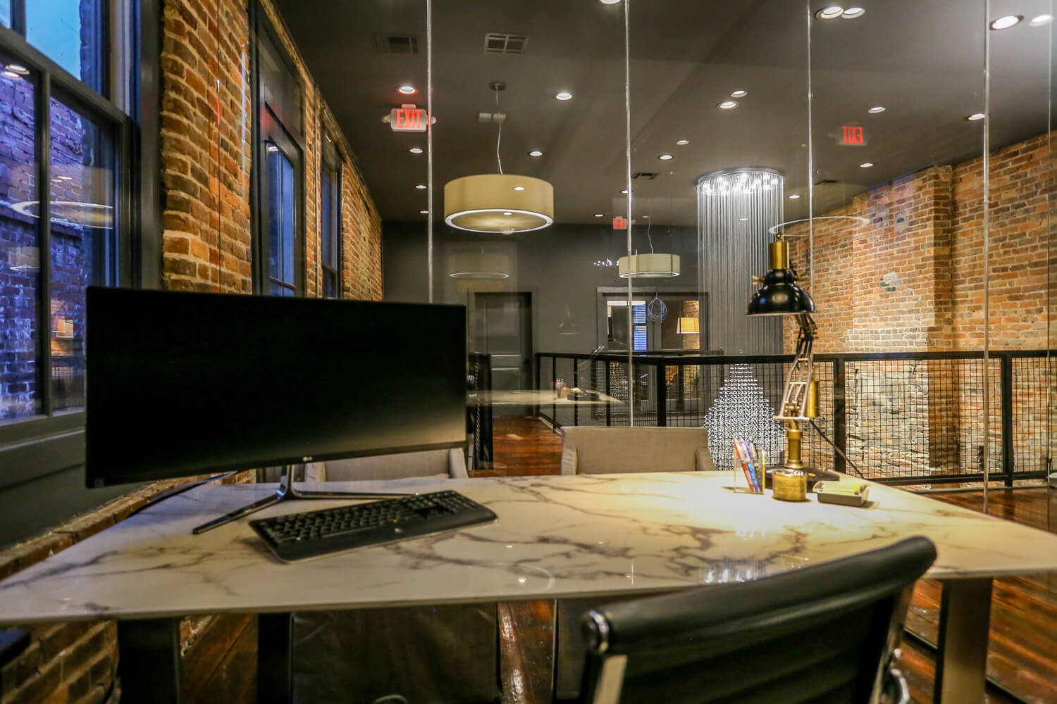Foshee Office - Private Office - Designed by Foshee Architecture